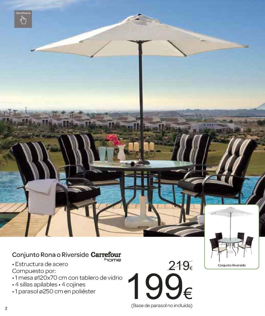 Catalogo Carrefour Junio 2012 - Especial Piscinas y Jardin_Page_02