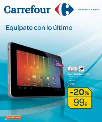 carrefour catalogo electronica 2012