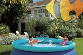 carrefour catalogo piscinas jardin 2012
