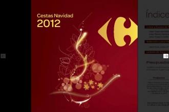 catalogo carrefour navidad 2012