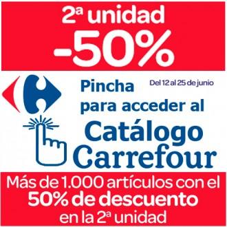 Carrefour online mes de junio 2013