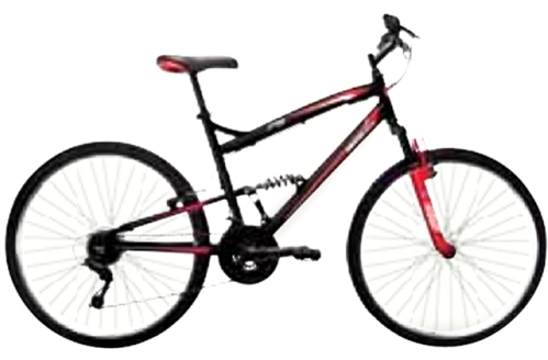 bicicleta en carrefour