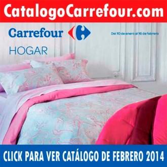 Carrefour catálogo febrero 2014