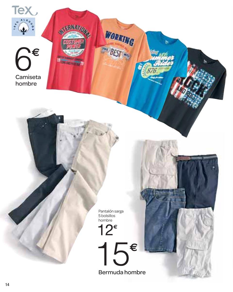 Carrefour ropa primavera verano cat logo carrefour - Ropa tex carrefour catalogo ...
