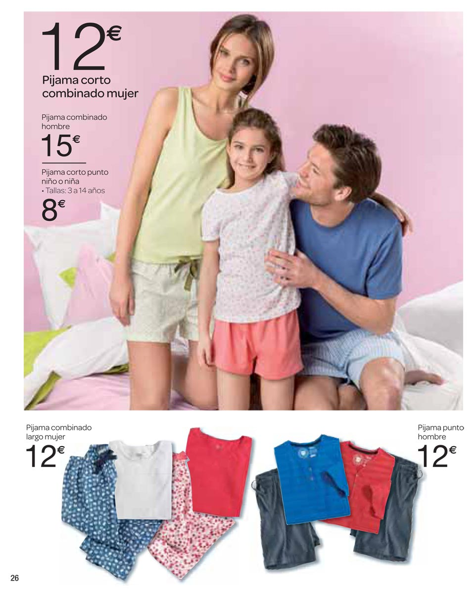 Carrefour ropa primavera verano cat logo carrefour - Ropa interior carrefour ...