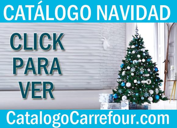 Ofertas del catálogo online de Carrefour para Navidad