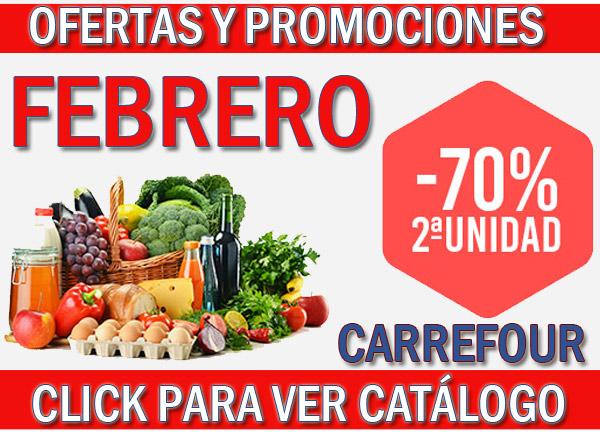 Catálogo Carrefour febrero