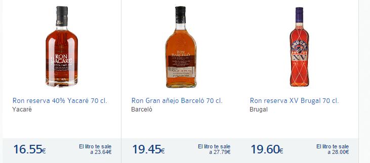 Rones-Carrefour España-