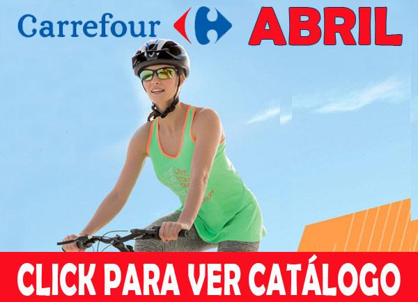 Ofertas del catálogo Carrefour de abril