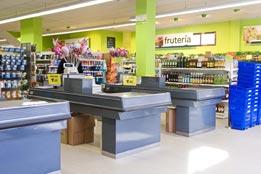 Sedes de Carrefour Express