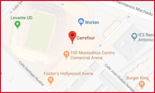 Carrefour Arena Valencia