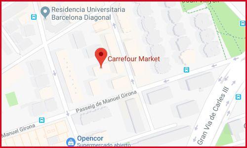 Carrefour Sarria