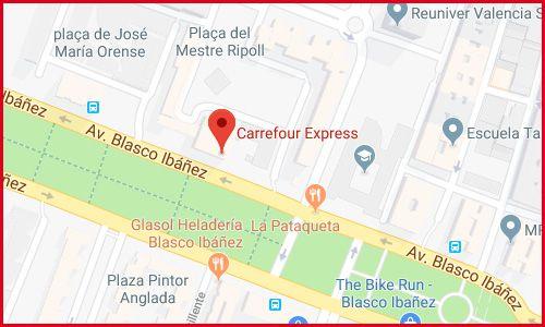 Carrefour Avenida Blasco