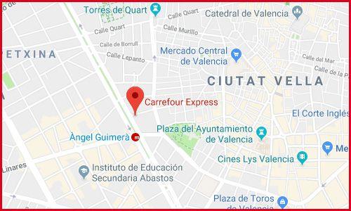 Valencia Gran Via Carrefour