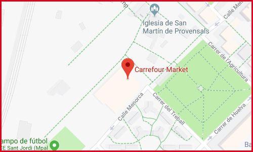 Carrefour Market de Barcelona