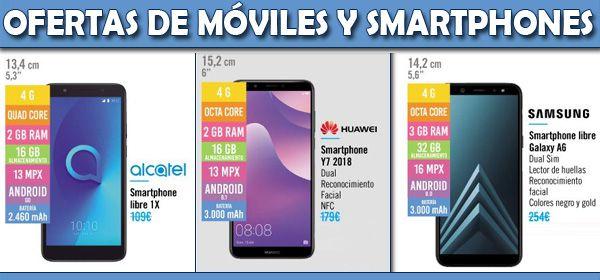 Carrefour telefonos moviles