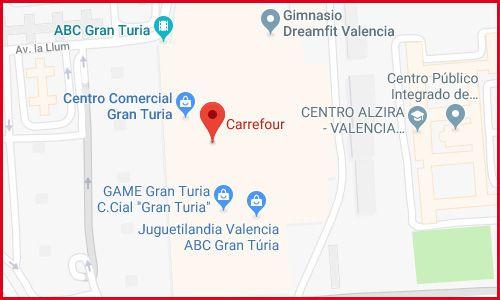 Carrefour Gran Turia