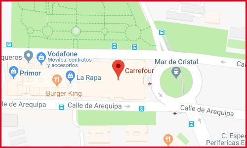 Carrefour Hortaleza