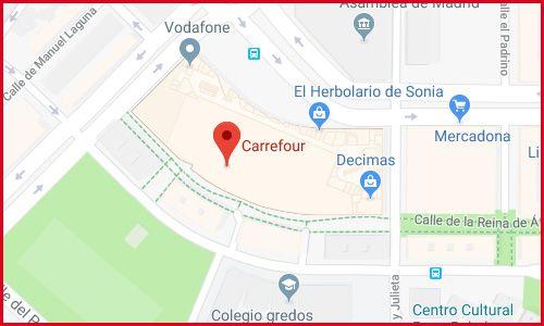 Carrefour super Market Madrid Sur