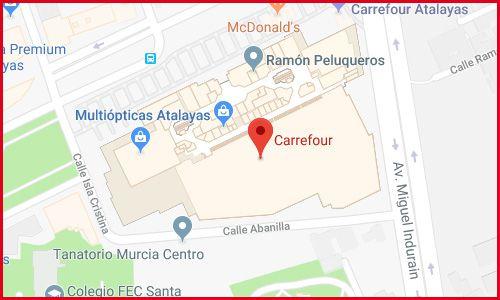 Carrefour Atalayas