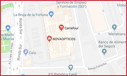Carrefour Infante Murcia
