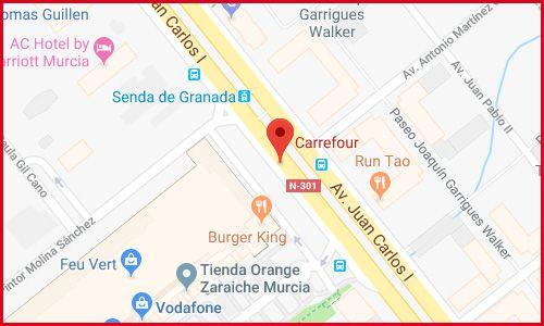 Supermercado de Murcia