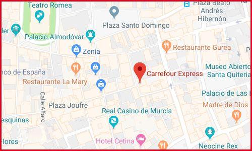 Carrefour Pinares de Murcia