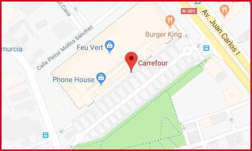 Zaraiche Carrefour