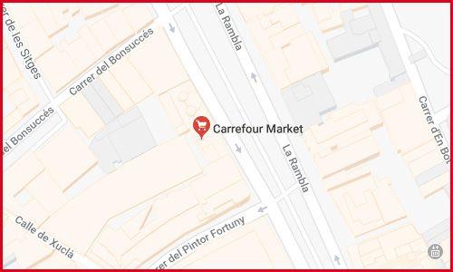 Carrefour Rambla