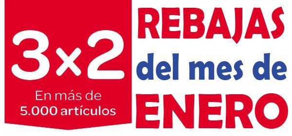 Rebajas Carrefour