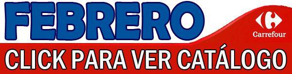 Carrefour catalogo febrero 2019