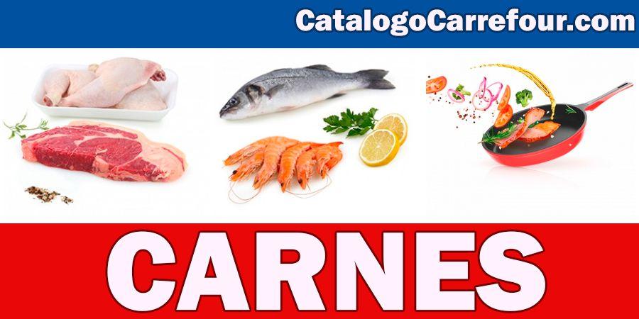 Carnes en Carrefour