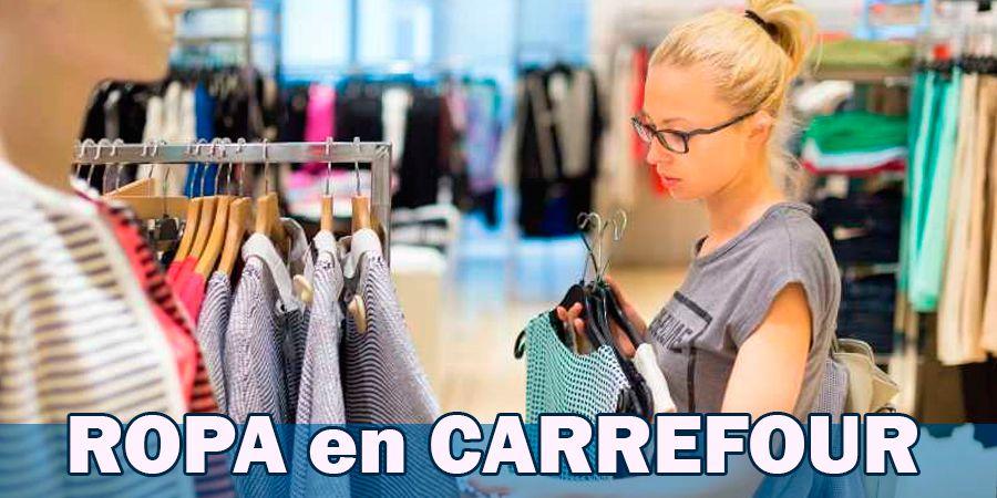 Ropa de verano Carrefour en Junio